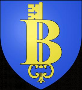 Blason ville bonnieux