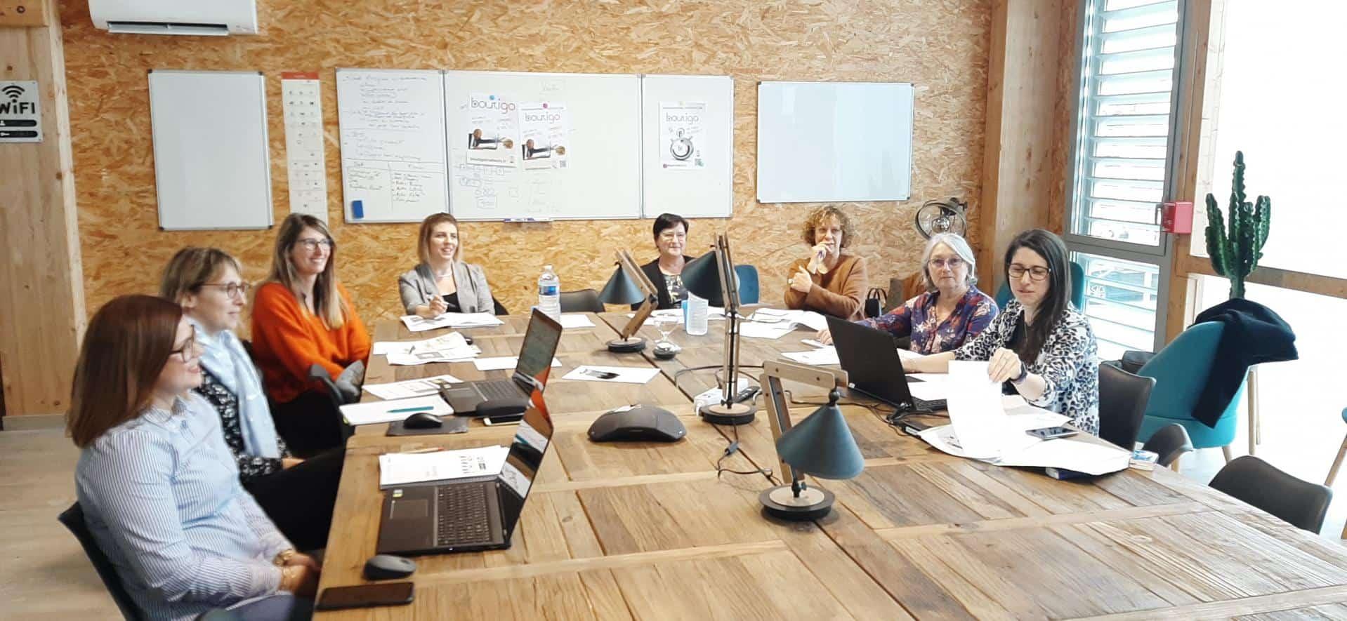 formation collective logiciel arg famille